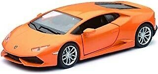 Voiture de couleur orange NEW51493B LAMBORGHINI Huracan LP 610-4