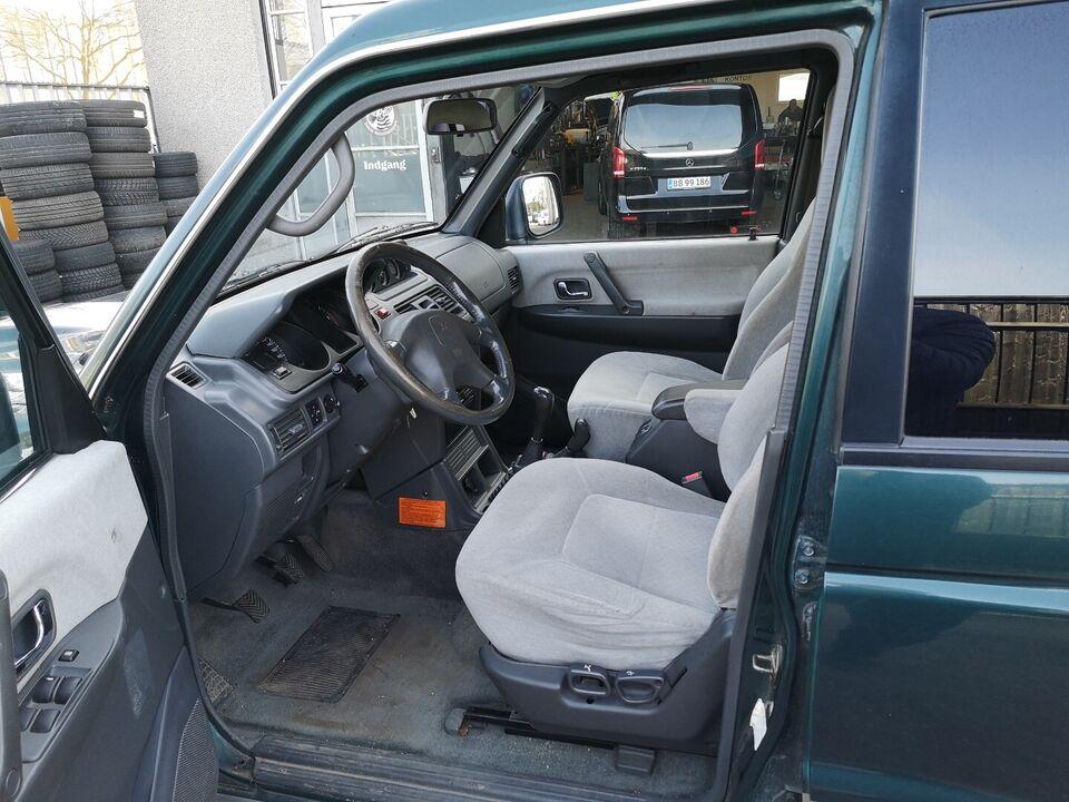 Mitsubishi Pajero 2,8 TD GLS Diesel modelår 1999 km 225000