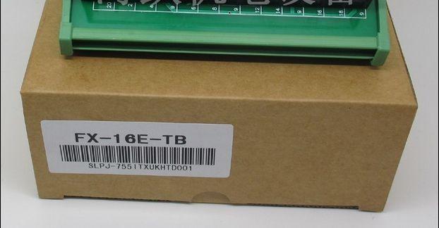 FX-16E-TB FX 16E TB 1PCS New Mitsubishi PLC