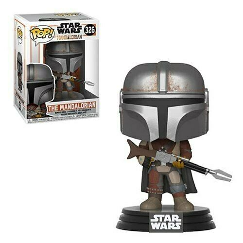 Funko Pop! Star Wars: The Mandalorian - The Mandalorian (#326)