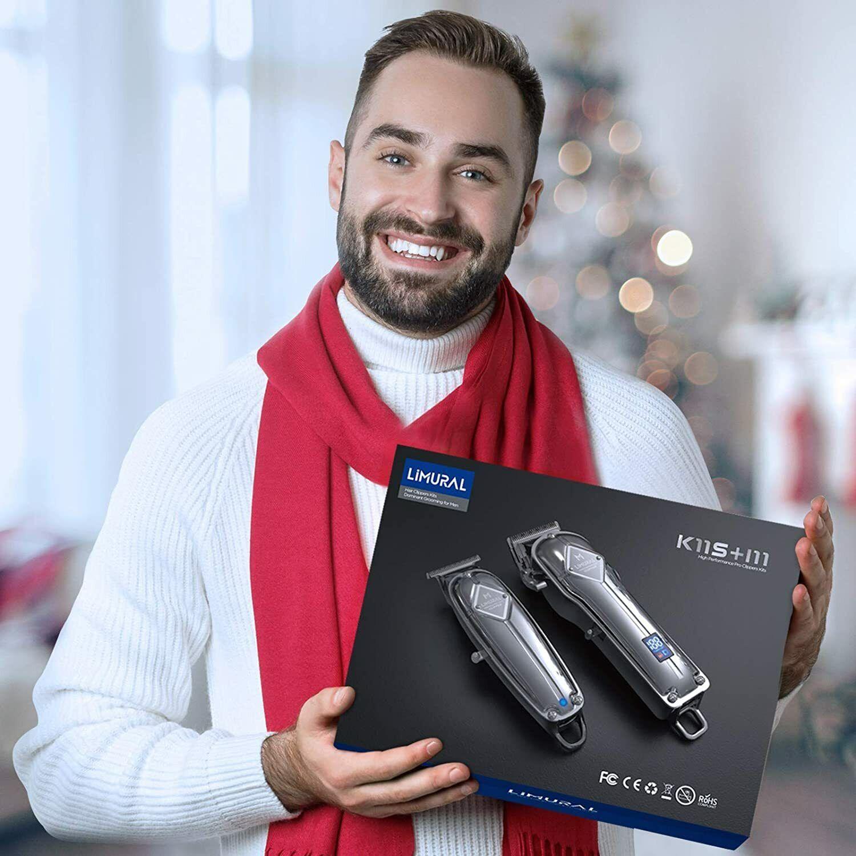 Limural Profi Haarschneider Haarschneidemaschine T-Blade Bart Trimmer Rasierer