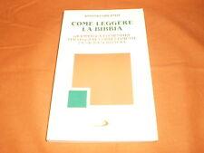 Antonio girlanda come leggere la bibbia 1995 br. Cucita