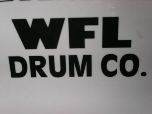 WFL Vintage Logo Replacement Sticker $9.99 Hi Quality 3M Vinyl!