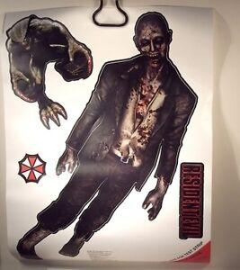 Resident-Evil-Wall-Graffix-2ft-tall-ZOMBIE-Fathead