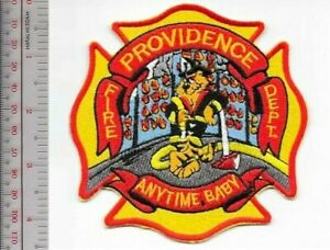 Providence Fire Department PFD SCUBA Firefighter Rescue /& Dive Team Rhode Island