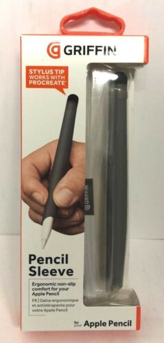 Apple Pencil Sleeve Gray Griffin