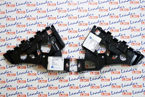 13368872//3 origine paire de pare-chocs avant à Wing Brackets//Guide Rails