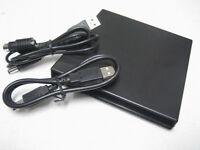 Usb 2.0 Slim External Ide Case Enclosure For 12.7mm For Ide Cd Dvd Rw Burner