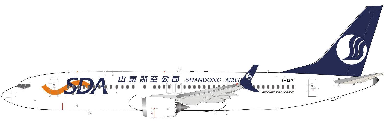 Inflight 200 If737maxsc01 If737maxsc01 If737maxsc01 1 200 Shangdong Airlines c48a75