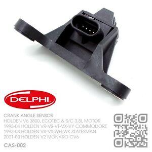 DELPHI-CRANK-ANGLE-SENSOR-V6-ECOTEC-3-8L-HOLDEN-VS-VT-VU-VX-VY-COMMODORE-UTE
