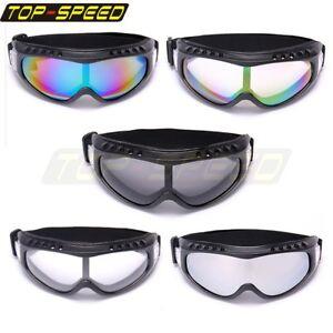 d9525abdb8c2 Image is loading Off-Road-Sport-Windproof-Sunglasses-Unisex-Ski-Riding-