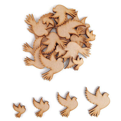Tractor MDF Laser Cut Craft Blanks in Various Sizes