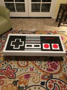 Controller Coffee Table.Details About Nintendo Nes Controller Coffee Table Playable Loaded W 1 000 S Of Games