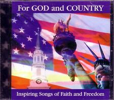 For God Country Inspiring Songs Faith Freedom CD Great ANOINTED VESTAL GOODMAN