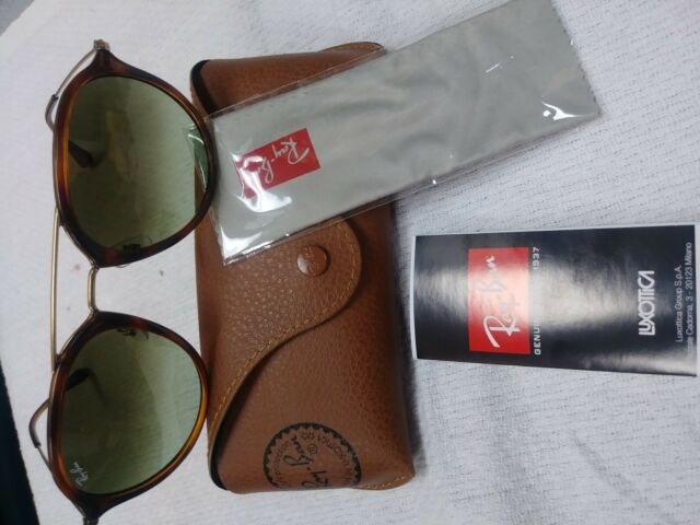 9a3925fecd83 RAYBAN Sunglasses Rb4253 820/a6 50mm Tortoise Green Gradient 4253 ...