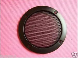2pcs-4-034-inch-Speaker-decorative-circle-With-protective-grille-Matt-type-Circle