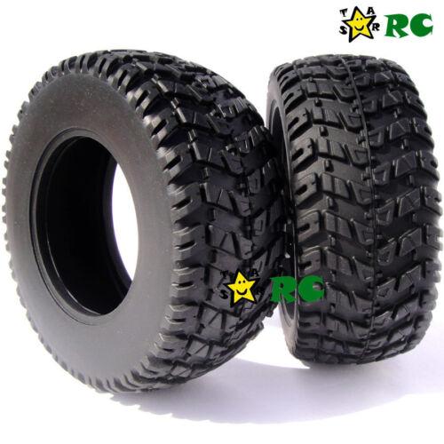 2pcs RC 1//10 short course sc tyres 2.2 3.0inch Traxxas Slash Pro-Line Racing