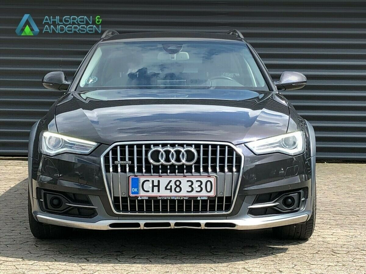 Audi A6 allroad 3,0 TDi 218 quattro S-tr. 5d