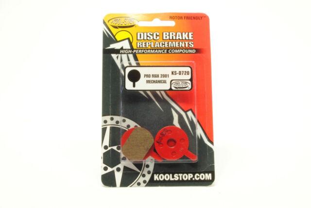 d720 Pads Organicsteel Ks Kool eBay Brake Disc Promax Stop FnxAw7pBP