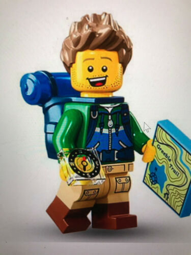 Lego Minifigures Series 16 Hiker