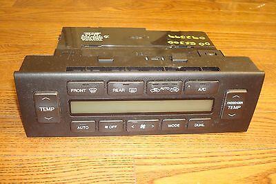 55900-3A280 OEM ! 2000-2005 Lexus GS300 A//C Heater Climate Control Unit P