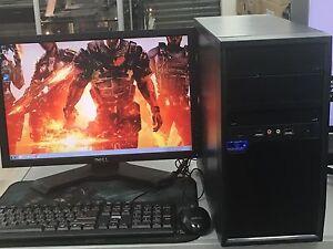 FAST-DESKTOP-GAMING-COMPUTER-PC-INTEL-i3-2-93GHz-4GB-RAM-500-GB-DVDRW