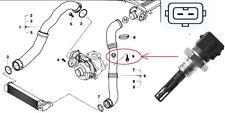 BMW E53 X5 E60 E61 SENSORE DI TEMPERATURA ARIA TUBO INTERCOOLER 11613449116