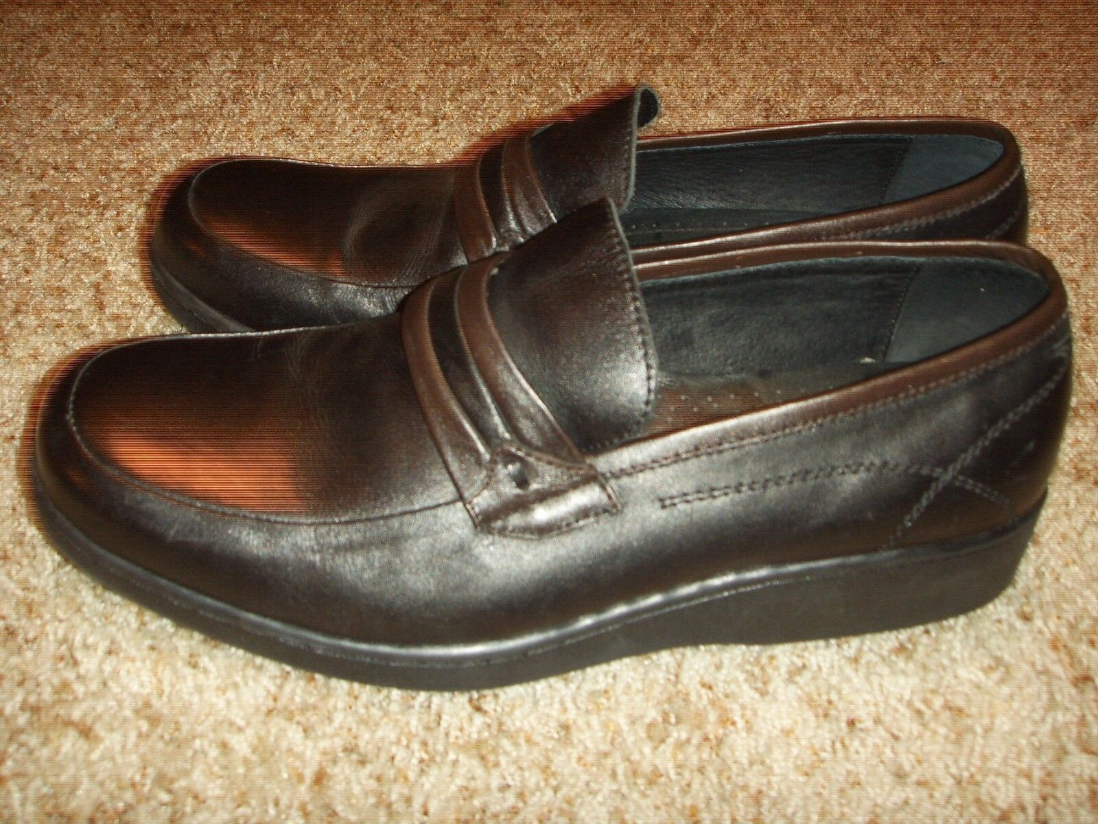 Gravity Defyer by Alexander AIW Black Loafer Mens Size 10.5