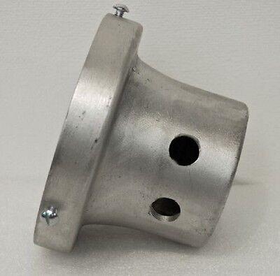 FRY VISIBLE GAS PUMP REAR DOOR CAST ALUMINUM