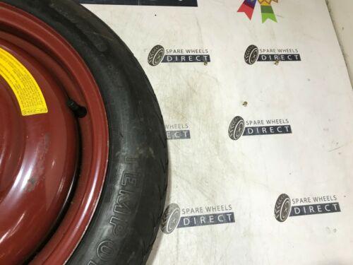 """SZ1 PEUGEOT 108 2014-2019 15/"""" Rechange Space Saver roue"""