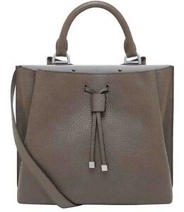09bc588fe8ee Image is loading Mulberry-Kensington-Small-Grab-Bag-Mole-Grey
