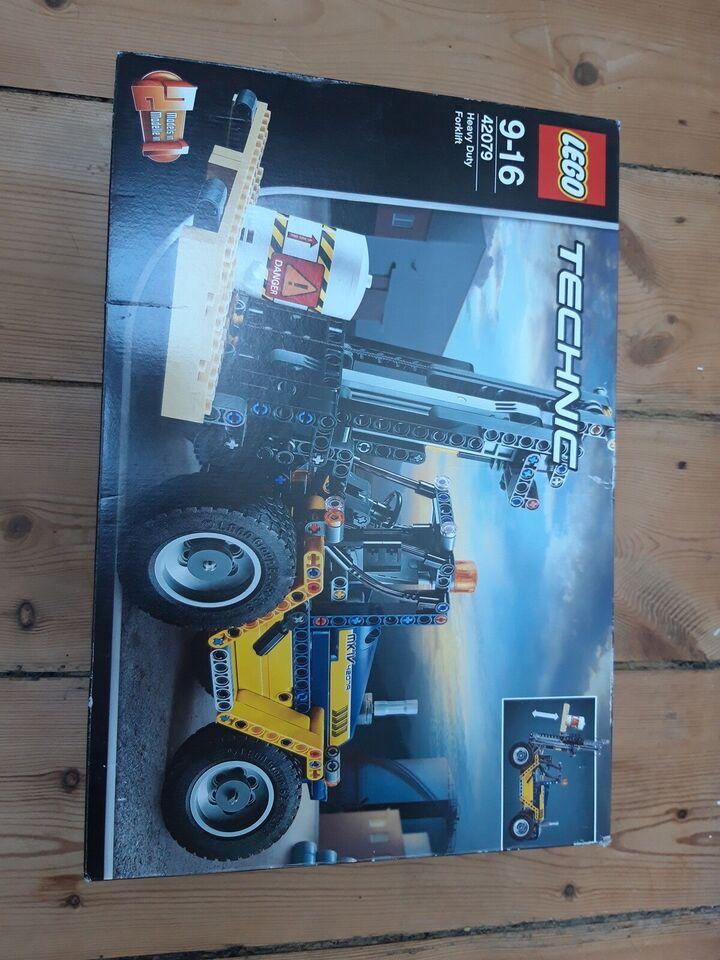 Lego Technic, Truck ny uåbnet