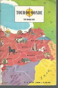 LibéRal Tour Du Monde 4.turquie. Juin1960 Z17b