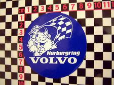 Volvo Nurburgring Glass Sticker - P1800 Amazon 142 144 145 122 340 240 760 1800S