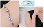 Bracciale-Braccialetto-Donna-Swarovski-Cristallo-Delfino-Idea-Regalo-Zircone-Top miniatura 7