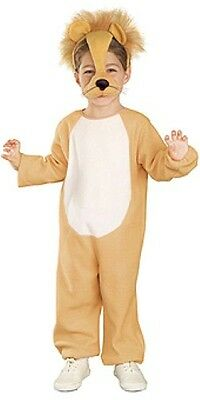 Cowardly Lion Talking Roar Costume Dress-up NWT 2-4 4-6