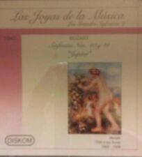 Las Joyas de la Musica - Mozart - Las Grandes Sinfonias - 2 (CD)