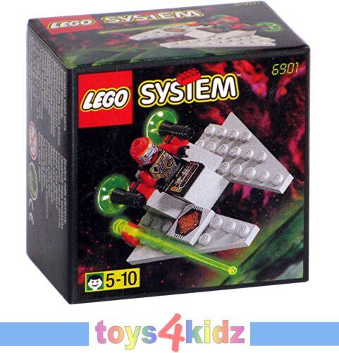 * NEU LEGO® SYSTEM RARITÄT 6901 Alien mit Raumschiff * OVP