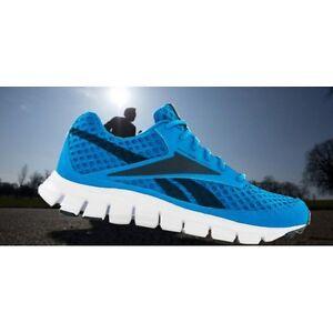 Dettagli su Scarpe da Corsa Jogging da Corsa Sportivi Reebok Smoothflex Realflex