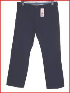 ORIGINALE-NUOVO-CON-CARTELLINO-UOMO-FILA-Pantaloni-classici-Medium-W34-034-L32-034