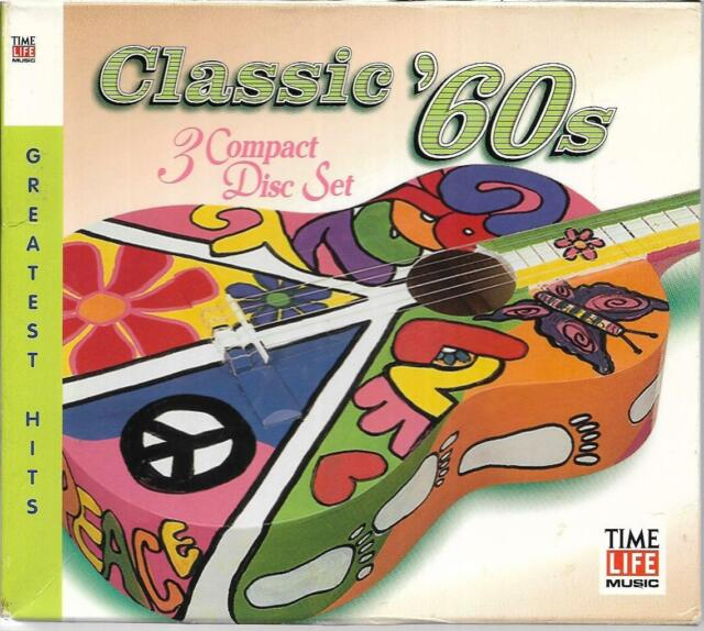 Various Artists - Classic 60's (3 CD's) - 1998 Time-Life M18228