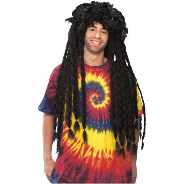 Rasta Ridiculous Wig Costume Accessory Adult Halloween