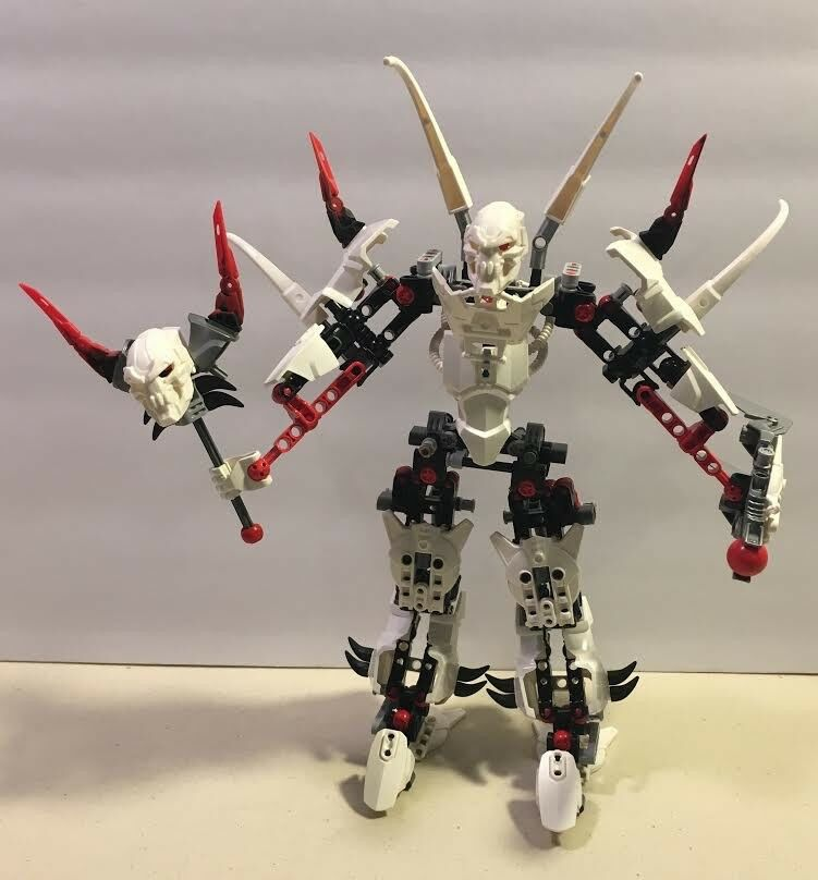 Lego 2283 Bionicle Villains Witch Doctor 2011 Complete