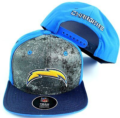 4ed28612 Chargers Cap Hat Youth Boys NFL Chargers