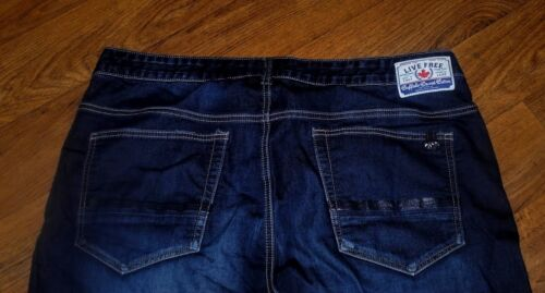 Buffalo Relaxed Classic Fit Straight Leg Men/'s Blue jeans  Sz 31 32 34 36 38