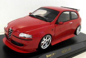 Ricko-1-18-Scale-Diecast-32111-Alfa-Romeo-147-Modified-Customised-red-Unique