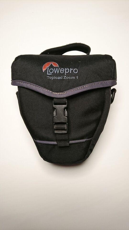 Kamera taske, Lowepro, Topload Zoom 1