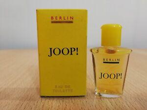 suche nach dem besten neue sorten Großhandelsverkauf Details about Joop Berlin EDT for Women 5ml MINI MINIATURE PERFUME  FRAGRANCE New w/ box