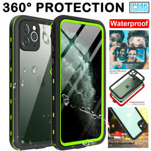 360-Full-Cover-Waterproof-Shockproof-Armor-Case-for-iPhone-11-Pro-XS-Max-XR-X-8