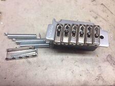 Vintage Wilkinson VS100 Tremolo  Bridge Vibrato Stainless Steel Brushed